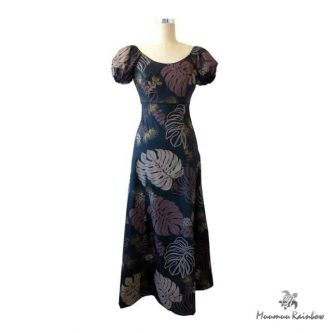 PR001 Princess Kaiulani Black Dress