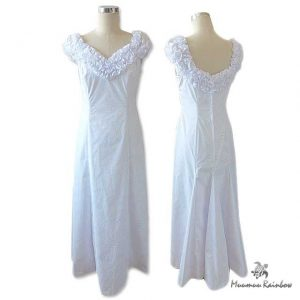 PR-W002 Hawaiian Wedding Dress