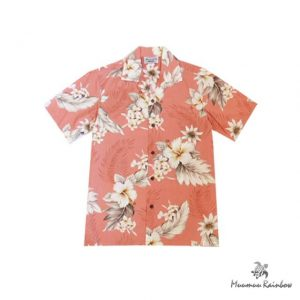AL038P Cotton Hibiscus Shirts