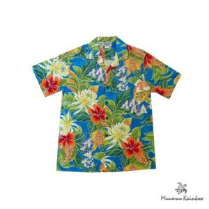 AL042 Tropical Flower Shirts
