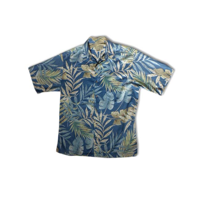 AL005 Various Leaves Shirt