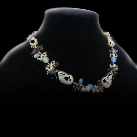 N006 Pearl Necklace