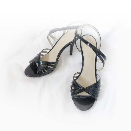SH012 Diagonal Line Shoes